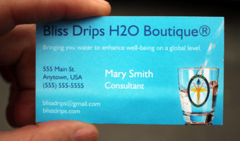 Bliss Drips H2O Mobile Boutique® (2016)